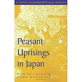 Bauernaufstände in Japan: eine Anthologie der Bauer Geschichten