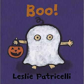 ¡Boo! (Leslie Patricelli Board Books)