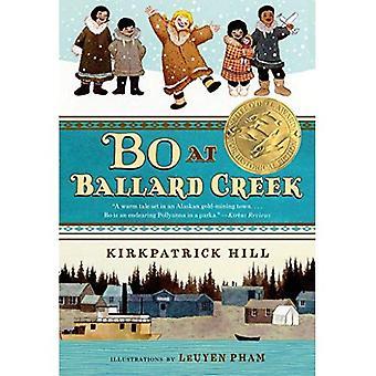 Bo bei Ballard Creek