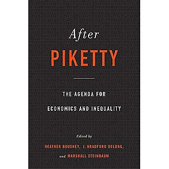 After Piketty - The Agenda� for Economics and Inequality