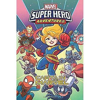 Marvel-Superhelden-Abenteuer: Captain Marvel