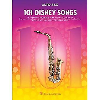 101 Disney liedjes: altsaxofoon rietjes