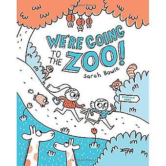 Nous allons au Zoo!