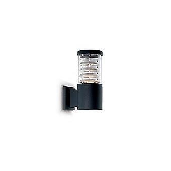 Ideal Lux - Tronco schwarz Wand Licht IDL004716
