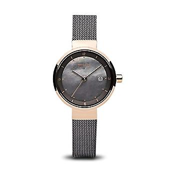 BERING Solar Analog Woman with stainless steel strap 14426-265