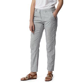 Pantalon de marche Craghoppers Womens Casual Summer Rosa
