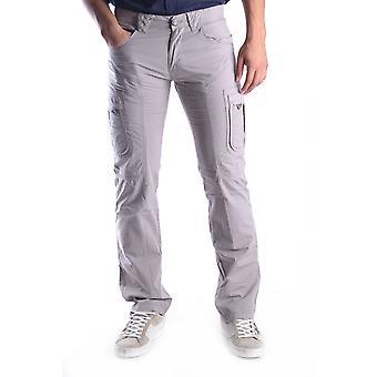 Ermanno Scervino Ezbc108004 Men's Beige Cotton Pants