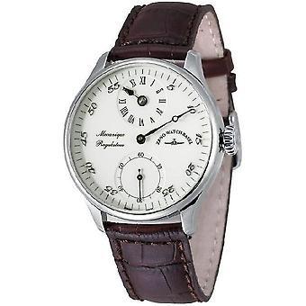 ゼノ ・ ウォッチ メンズ腕時計 Godat II レギュレータ 6274Reg イボ