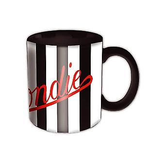 金发女郎平行线咖啡杯