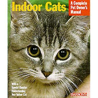 Indoor Cats by Katrin Behrend - 9780764109355 Book