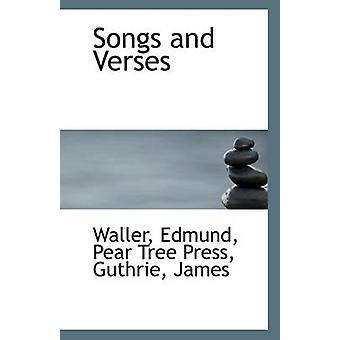 Songs and Verses by Waller Edmund - 9781113358042 Book