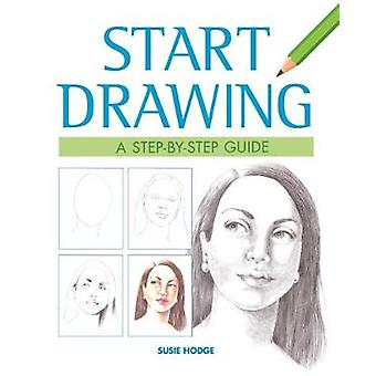 Drawing is Easy - A step-by-step guide by Susie Hodge - 9781784285784