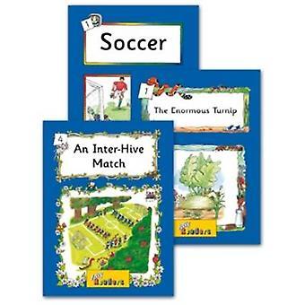 Jolly Readers - Complete Set - Level 4 by Sue Lloyd - Sara Wernham - 9
