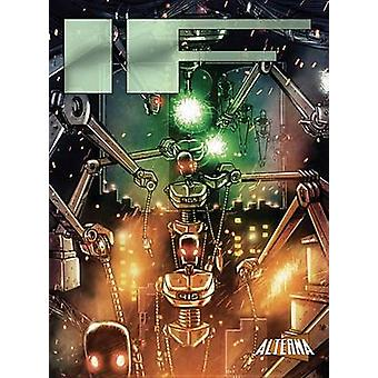 If Anthology - Science Fiction by Peter Simeti - Chas! Pangburn - Chip