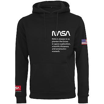Mister Tee Hoody - NASA Definition Black