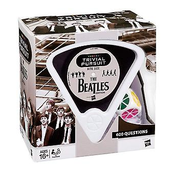 Gewinnspiel bewegt die Beatles Trivial Pursuit Brettspiel