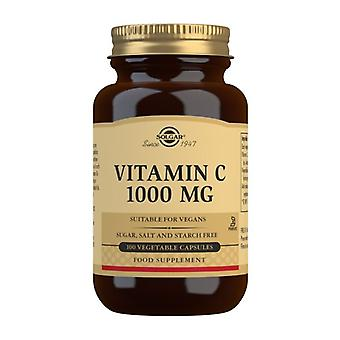 Solgar vitamina C 1000mg Vegicaps 100 (3280)