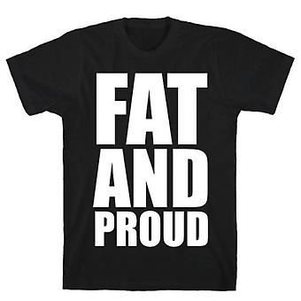 Fat and proud t-shirt