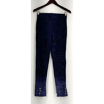 Slimming Options for Kate & Mallory Leggings Pull On Blue Womens A434323