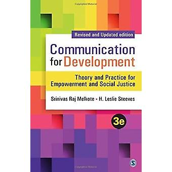Communication for Development - Theory and Practice for Empowerment an