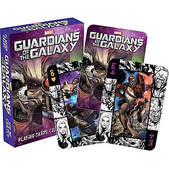 Playing Card - Marvel - Guardianes del Galaxy Comic New Licensed 52332