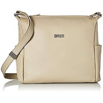 Bree 206003 dames beige Schoudertas (beige (zand 701)) 28x10x35 cm (B x H x T)
