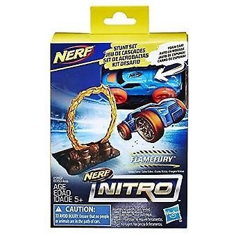 Nerf Nitro FlameFury stunt sæt