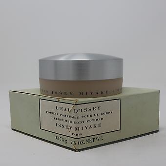 Issey Miyake L Eau D Issey Parfümierte Körper Pulver 2,6 Unzen/ml Vinatage