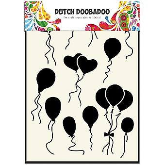 Dutch Doobadoo A5 Mask Art Stencil - Party Balloons 470.715.108