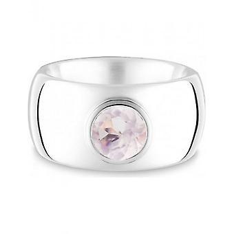 QUINN - Ring - Damen - Silber 925 - Weite 56 - 021010630