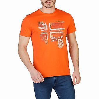 Napapijri Men's T-Shirt  N0YHCX176