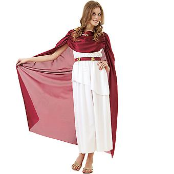 Roman Empress Adult Costume, XL