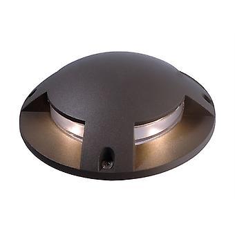 Lampy podłogowe/ścienne/sufitowe Helios IV 3000K x 210mm włącznie z szaszłykiem uziemnym