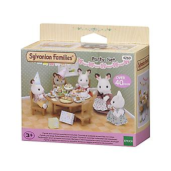 Sylvanian Rodziny - Party Set Toy