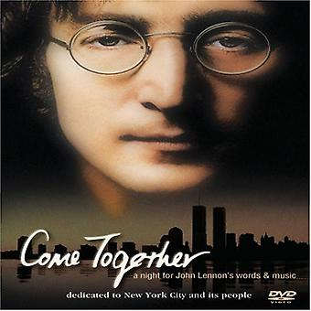 Come Together: Night for John Lennon's Words & Mus [DVD] USA import