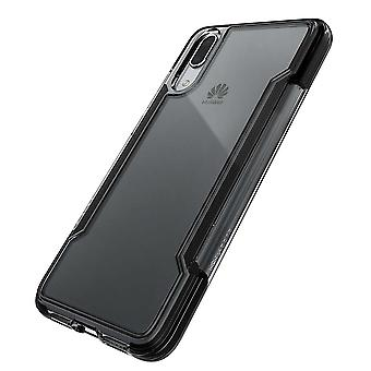 Hull For Huawei P20 Defense Clear Black