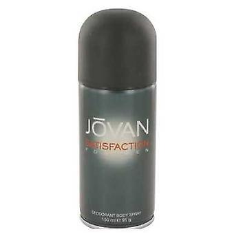 Jovan Satisfaction By Jovan Deodorant Spray 5 Oz (men) V728-532863