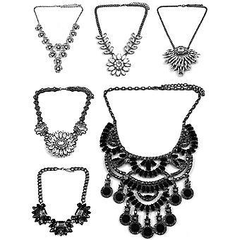 Módne robustný náhrdelník