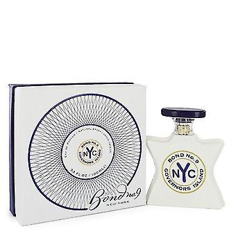 Governors island eau de parfum spray (unisex) by bond no. 9   544508 100 ml