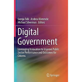 Digital Government by Svenja Falk
