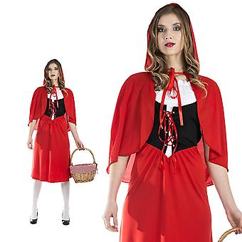 Little Red Riding Hood fairy tale costume ladies