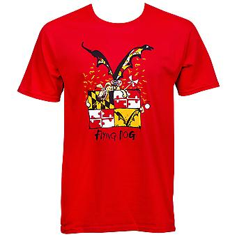 Flying Dog Maryland Athletic Red T-Shirt