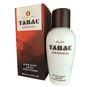 Tabac original para homens por maurer wirtz 3,4 oz após splash de loção de barbear