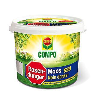COMPO Prawn Fertilizer Moss - No grazie!, 7,5 kg