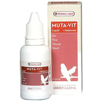 Versele Laga Muta-Vit Liquid (Vogels , Supplementen)
