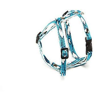 Alter Ego Harness Bamboo Flower Turquoise