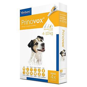 Prinovox für mittlere Hunde 4-10 kg (9-22 lbs) - 4 Erpacken