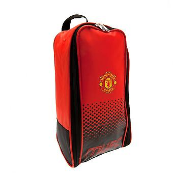 Manchester United FC Fade Design Boot Bag