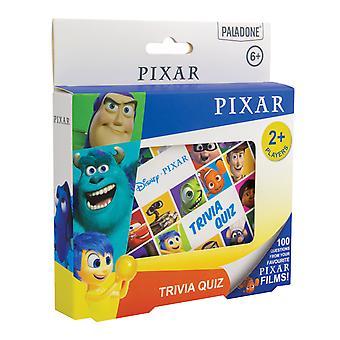 Disney Pixar Trivia Quiz Qui est le plus grand super fan? 100 questions de quiz Trivia
