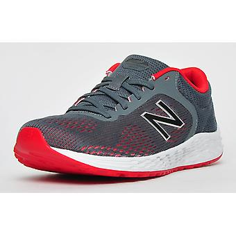 New Balance Fresh Foam Arishi Junior Grau / Rot